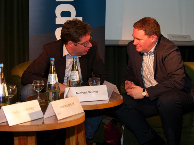 Michael Kellner, Carsten Brosda