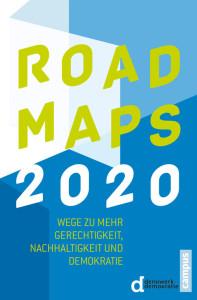 """Cover des Buchs """"Roadmaps 2020"""""""
